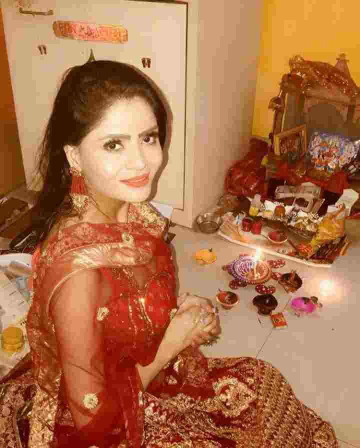 Gehana Vasisth devotee of lord ganesha