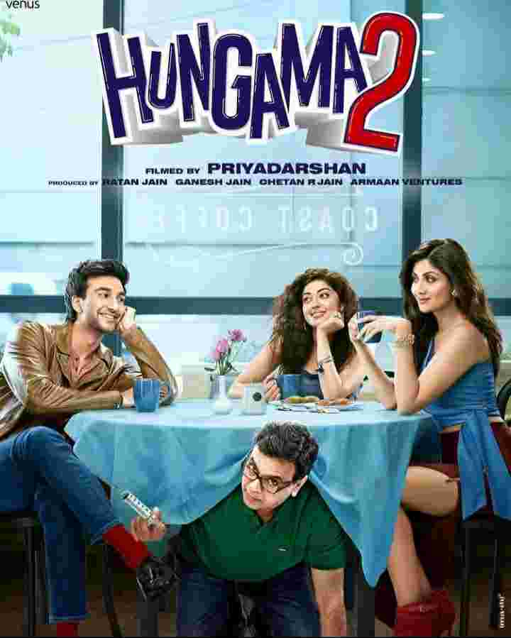 Hungama 2 film