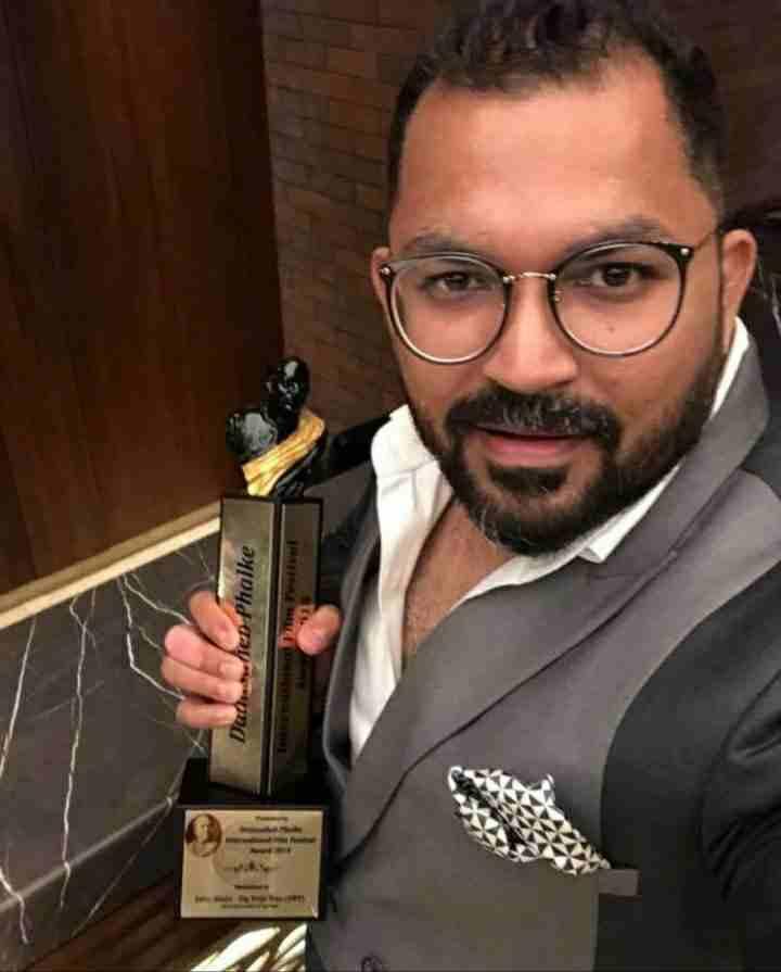 Jatin Ahuja got Dada Saheb Phalke Award