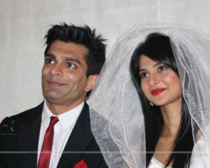 Jennifer Winget on her marriage with Karan Singh Grover