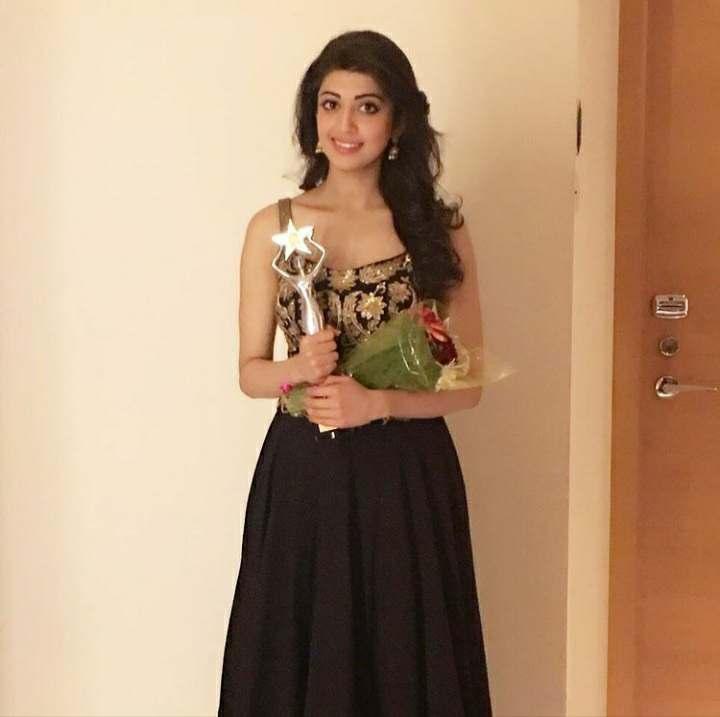 Pranitha Subhash award