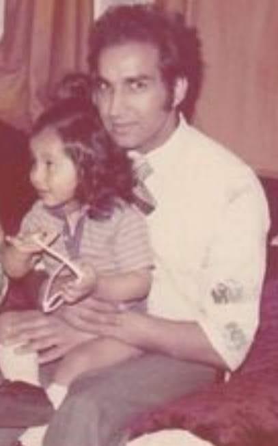 Raj Kundra childhood pic