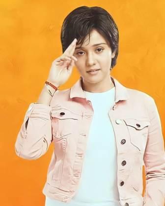 Ashi singh as Meet