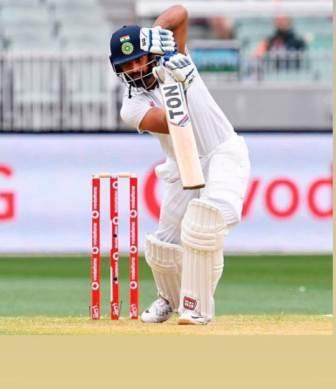 Hanuma Vihari right handed bat