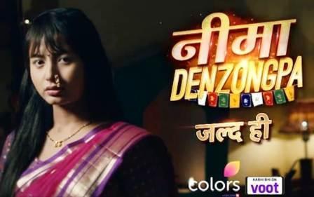 neema denzongpa Colors Tv New serial