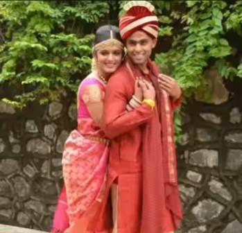 Suryakumar Yadav married to Devisha Shetty