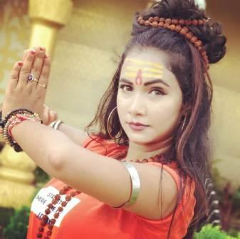 Trisha Kar Madhu devotee of Mahadev