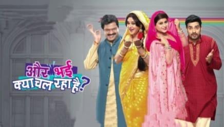 Aur Bhai Kya Chal Raha Hai image