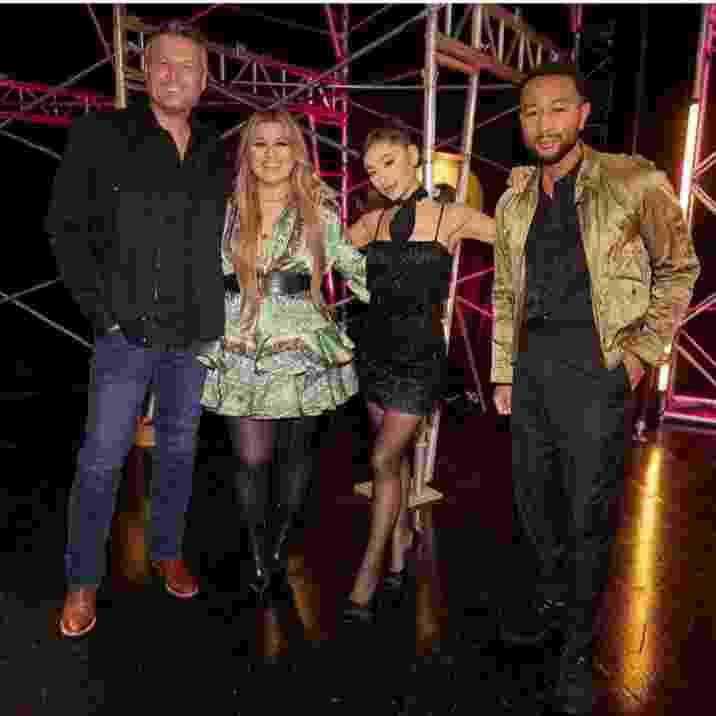 The Voice US Season 21 judges