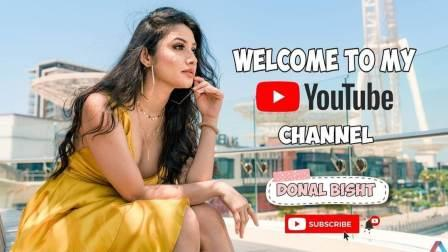 Donal Bisht youtube channel