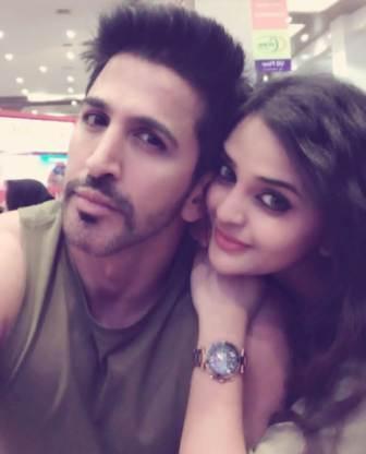 Vishal Kotian girlfriend Payal Vijay Shetty