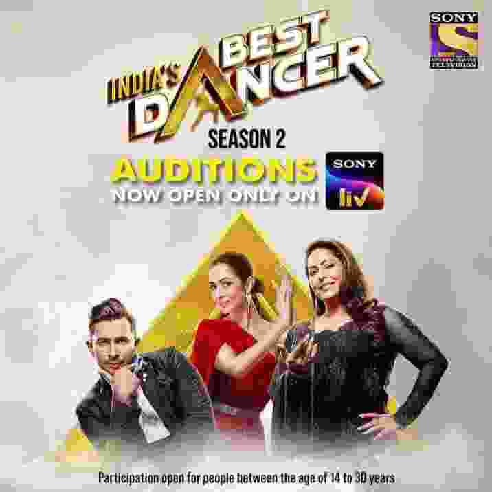 India's Best Dancer Season 2